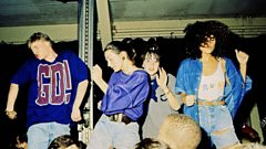 Rave at The Centre, Slough, 1989