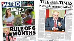 Metro and the Times