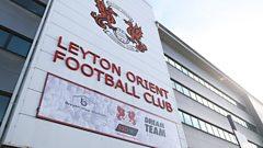 Leyton Orient's Breyer Group Stadium