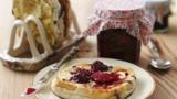 Speedy summer berry jam