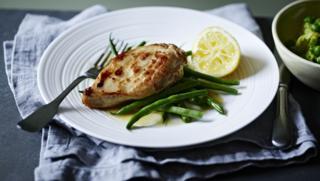Easy chicken recipes bbc food lemon chicken forumfinder Gallery