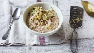 Diabetes recipes bbc food cinnamon porridge with grated pear forumfinder Image collections