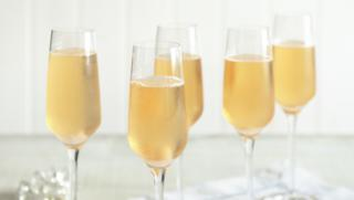 Eggnog recipe bbc food classic champagne cocktail forumfinder Images