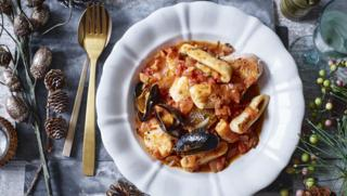 Fish soup recipes bbc food fish stew forumfinder Choice Image