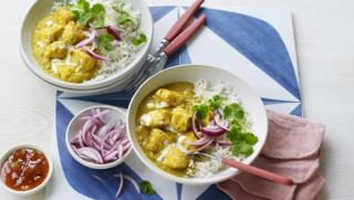 Chicken curry recipes bbc food easy chicken korma forumfinder Images