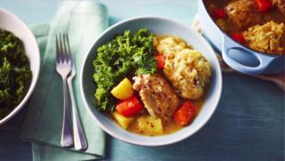 Chicken casserole recipes bbc food slow cooker chicken casserole forumfinder Gallery