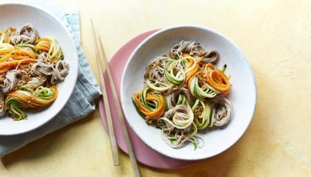 6-ingredient vegetable noodles recipe