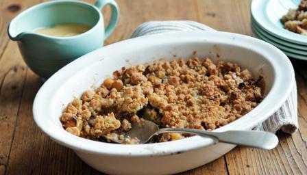 Crumble recipes - BBC Food