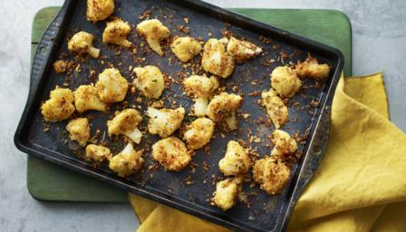 Cauliflower 'popcorn' recipe