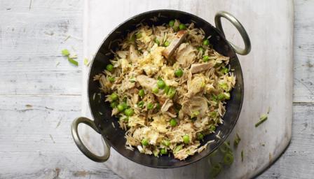 Chicken Egg Fried Rice Recipe Bbc Food