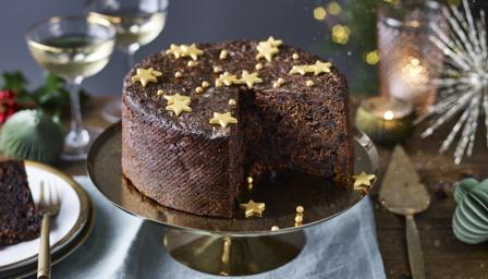 Nigella Chocolate Fruit Cake