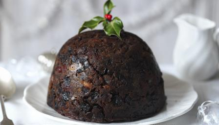 Bbc food christmas pudding picture