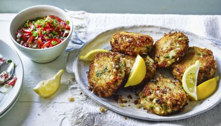 Mary Berry Cod Fish Cakes