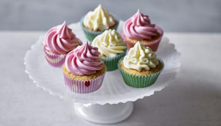 Butter Free Fairy Cakes