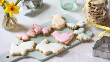 Easter Biscuits Recipe Bbc Food