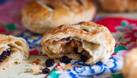 Eccles Cakes Recipe Bbc Food