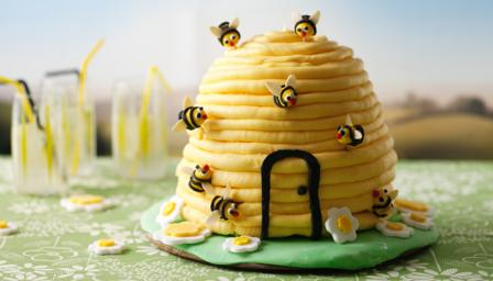 Hive Cake Recipe Bbc Food