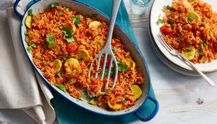 Jollof Rice Recipe Bbc Food