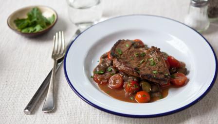 Bbc Food Lamb Steaks