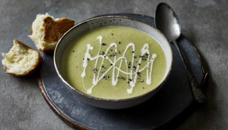 bbc food recipes leek and potato soup