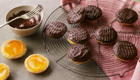 Baking With Jaffa Cakes