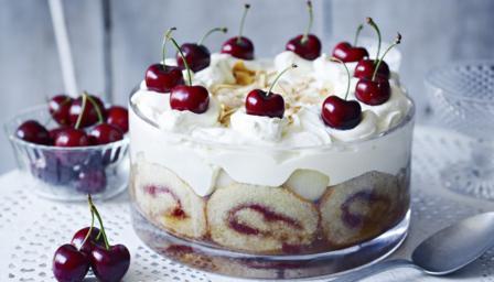 Tipsy Cake Recipe Sherry