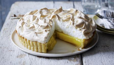 Mary S Lemon Meringue Pie Recipe Bbc Food