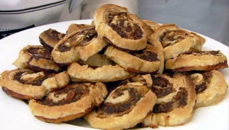 BBC Food - Recipes - Minced beef pinwheels