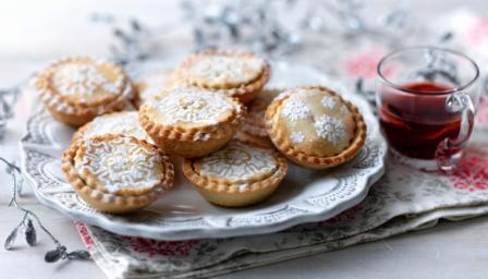 BBC Food Recipes Mince Pies