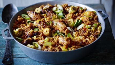 Nasi Goreng Recipe Saturday Kitchen