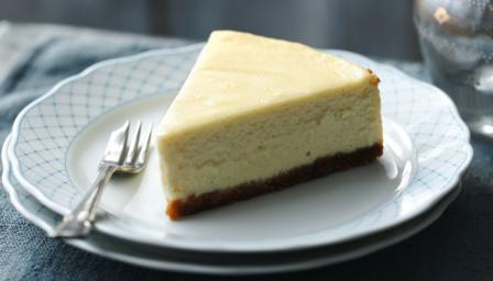 bbc food recipes new york cheesecake
