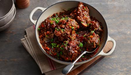 how to make oxtail stew thicker
