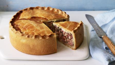 Raised Game Pie Recipe Bbc Food