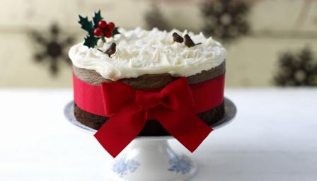 Rich Traditional Xmas Cake Recipe
