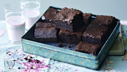 Bbc Food Recipes Rich Chocolate Brownies