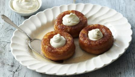 Rum babas recipe bbc food forumfinder Image collections