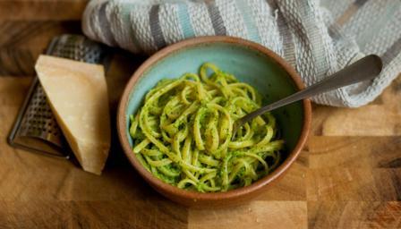 Broccoli Pesto Recipe Bbc Food