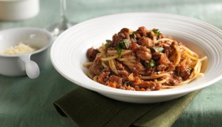 Spaghetti Bolognese Recipe Bbc Food