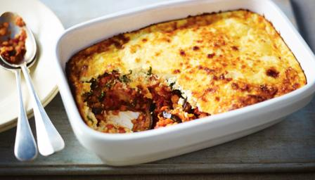 Bbc Food Vegetarian Moussaka