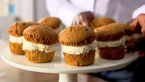 BBC Food Recipes Minitiramisu cakes