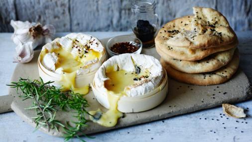 Raymond Blanc S Baked Cheese Fondue