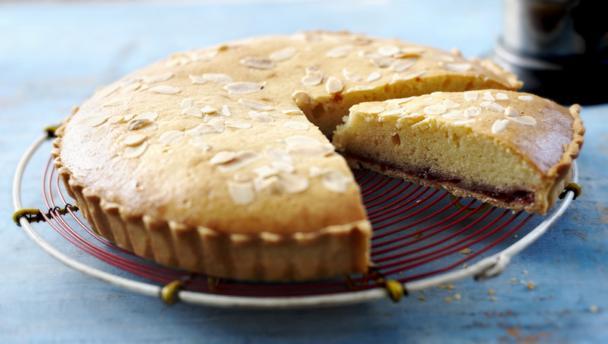 Bakewell tart cake recipes