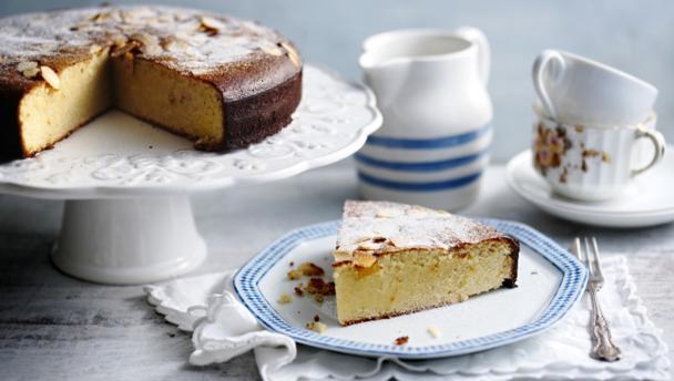 Bbc Food Gluten Free Apple And Almond Cake