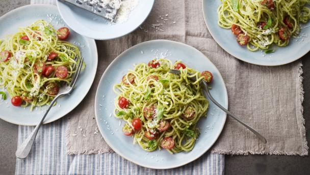 recipe: pesto alla trapanese rick stein [1]