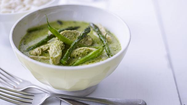 Bbc Food Thai Green Curry