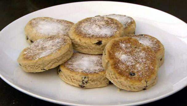 Best Welsh Cakes