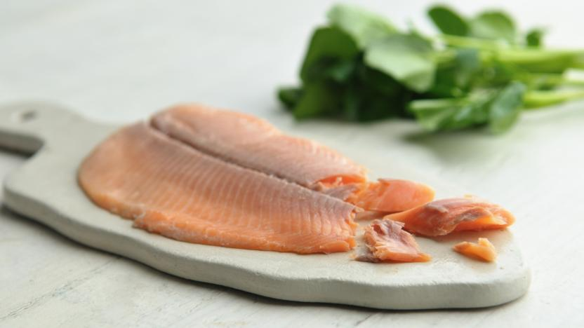 oily fish recipes  bbc food