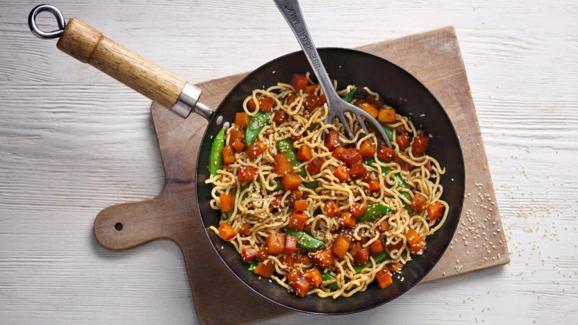 6-ingredient Chinese stir-fry