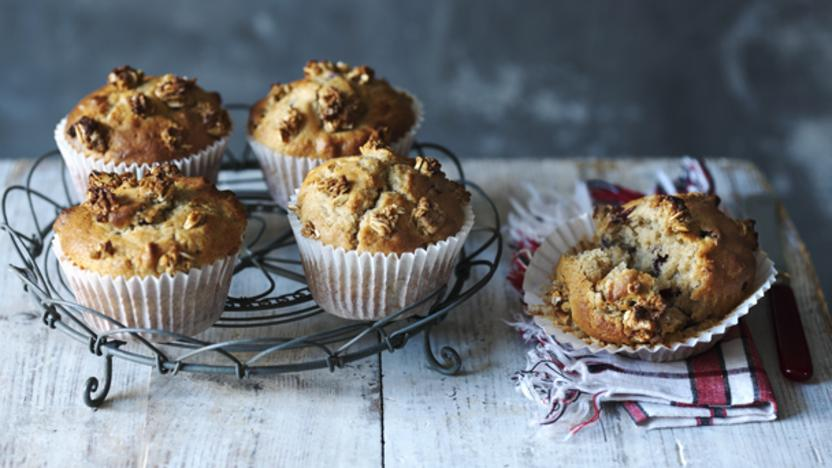 Breakfast Muffins Recipe Bbc Food