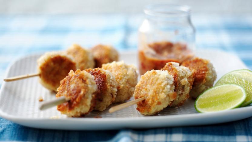 Bbc Recipes Thai Fish Cakes